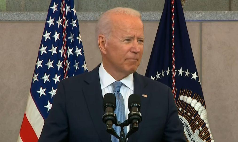 Joe Biden Voting Rights Speech